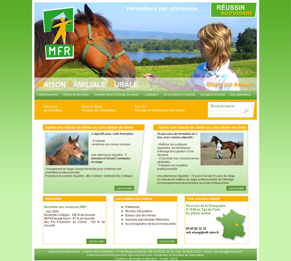 Formation Cheval