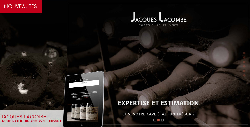 Jacques Lacombe – Beaune
