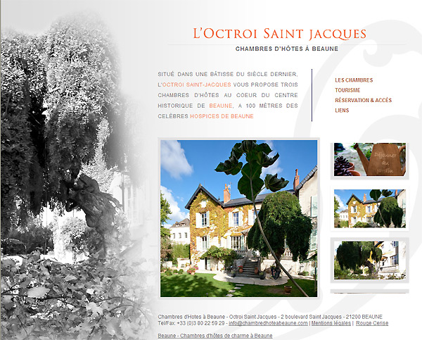 Octroi Saint jacques - Beaune