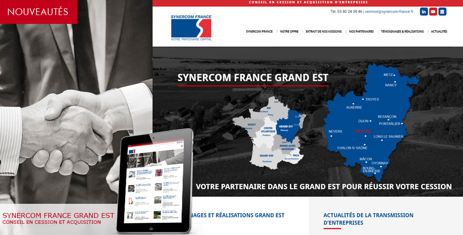Synercom France Grand Est