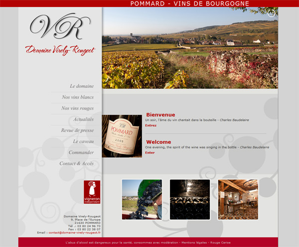 Domaine Virely Rougeot Pommard